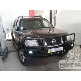 Nárazník Nissan Navara D40...