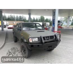 Lökháritó Nissan Navara D22...
