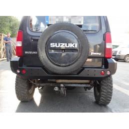 Lökháritó Suzuki Jimny...