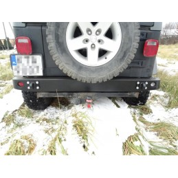 Lökháritó Jeep Wrangler TJ...