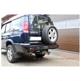 Lökháritó HD2 Land Rover...