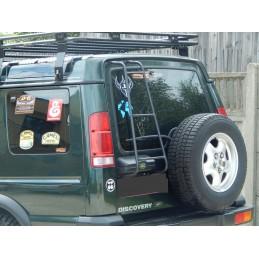 Rebrík Land Rover Discovery...