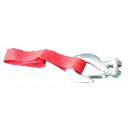 Kampó csörlő kötélre 3500lb-ig