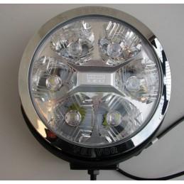 LED 30W, 12 - 24 V, Ø 180,...