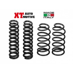 XT Automotive pružiny +4 cm...