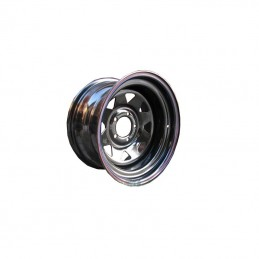 Steel wheel 5x139,7 R15x7 ET0