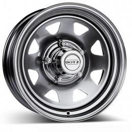 Dotz Dakar Silver 5x114,3...