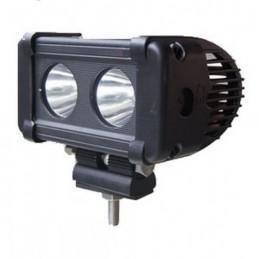 Panel LED 2x LED  124mm spot