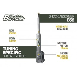 B52 OFFROAD SHOCK FOR...