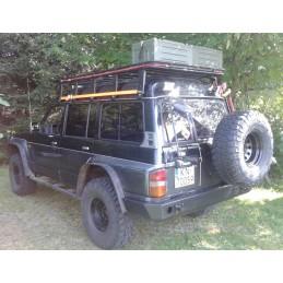 Lökhárító Nissan Patrol Y60...