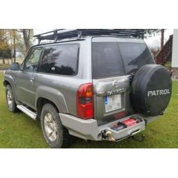 Lökháritó Nissan Patrol Y61...