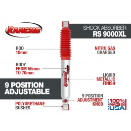 RANCHO 9000 SHOCK FOR...