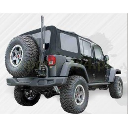 Rear bumper Jeep Wrangler JK