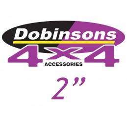 """Dobinsons Lift Kit 4"""" L200"""