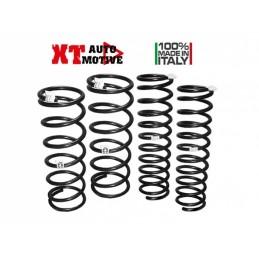 XT Automotive pružiny +4cm...