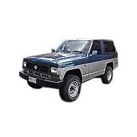 Nissan Patrol K160 K260 1980-2004