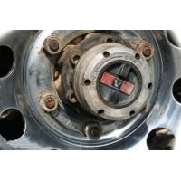 AVM free wheel hubs
