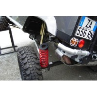 Lift spacers, body lift,