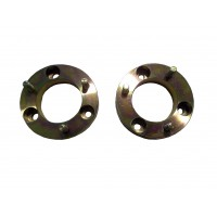 Iron McPherson spacers